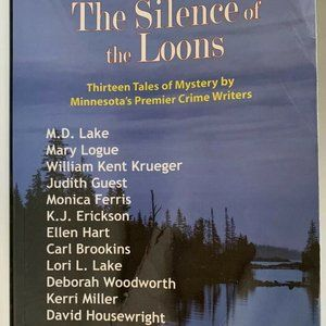 Silence of Loons 13 Tales of Mystery MN writers